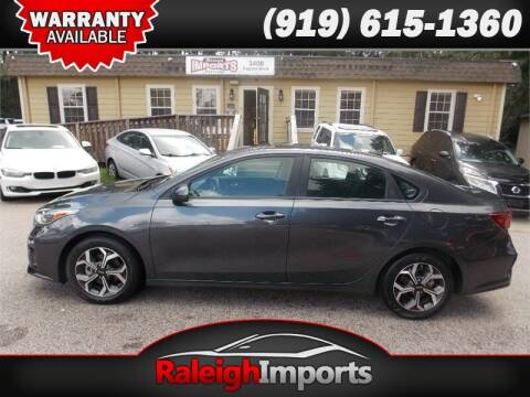 2019 Kia Forte for sale at Raleigh Imports in Raleigh NC