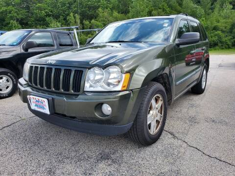 2007 Jeep Grand Cherokee for sale at Auto Wholesalers Of Hooksett in Hooksett NH