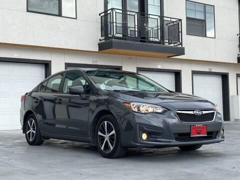 2019 Subaru Impreza for sale at Avanesyan Motors in Orem UT