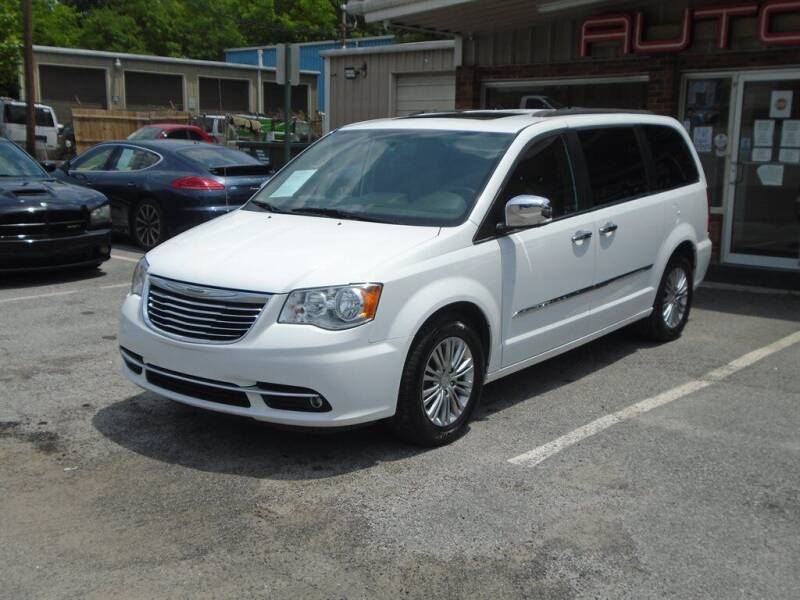 2016 Chrysler Town and Country for sale at AutoStar Norcross in Norcross GA