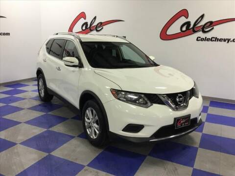 2016 Nissan Rogue for sale at Cole Chevy Pre-Owned in Bluefield WV