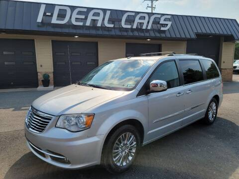 2011 Chrysler Town and Country for sale at I-Deal Cars in Harrisburg PA
