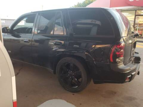 2008 Chevrolet TrailBlazer for sale at Geareys Auto Sales of Sioux Falls, LLC in Sioux Falls SD