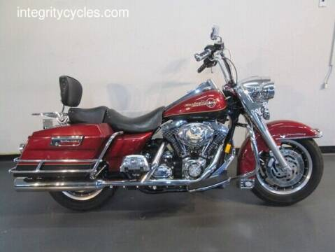2007 Harley-Davidson Road King for sale at INTEGRITY CYCLES LLC in Columbus OH