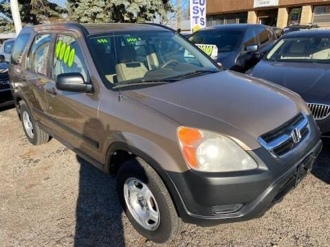 2003 Honda CR-V for sale at NORTH CHICAGO MOTORS INC in North Chicago IL