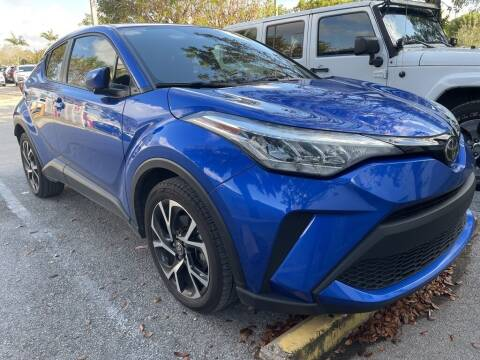 2020 Toyota C-HR for sale at DORAL HYUNDAI in Doral FL