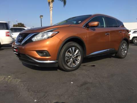 2015 Nissan Murano for sale at Auto Max of Ventura in Ventura CA