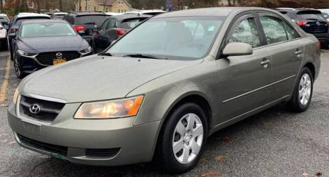 2007 Hyundai Sonata for sale at Reliable Auto Sales in Roselle NJ