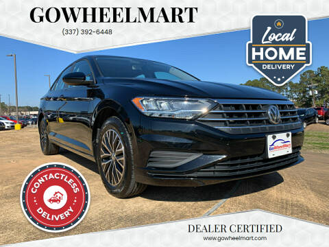 2019 Volkswagen Jetta for sale at GoWheelMart in Leesville LA