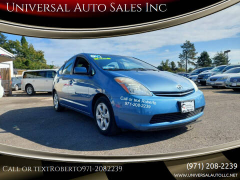 2009 Toyota Prius for sale at Universal Auto Sales Inc in Salem OR