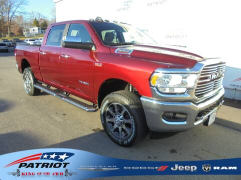 2020 RAM Ram Pickup 2500 for sale at PATRIOT CHRYSLER DODGE JEEP RAM in Oakland MD