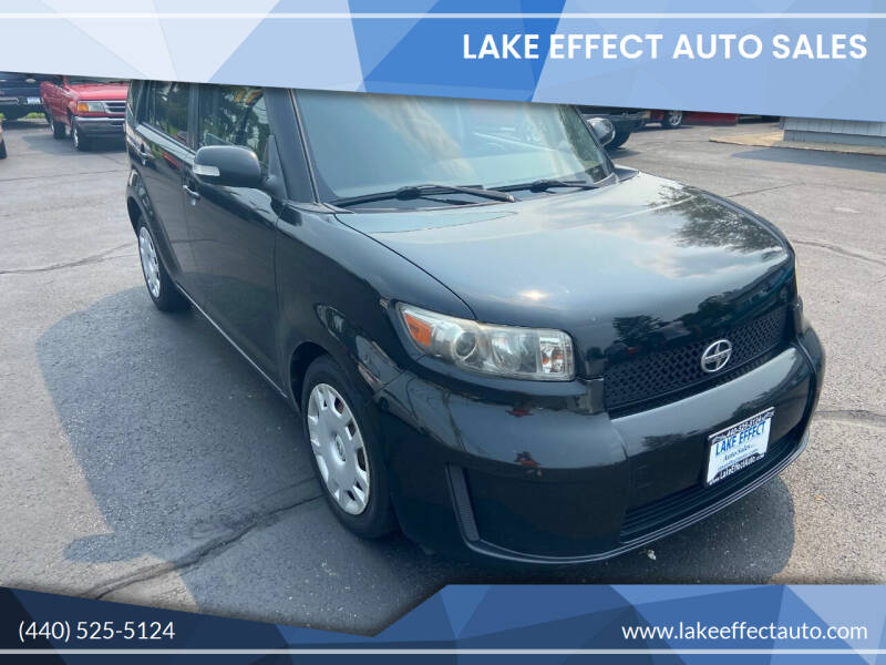 2009 Scion xB for sale at Lake Effect Auto Sales in Chardon OH