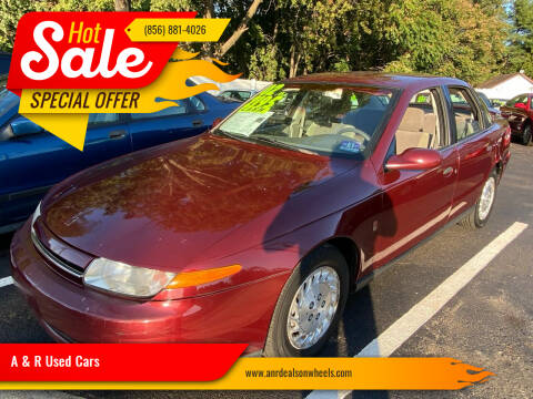 2002 Saturn L-Series for sale at A & R Used Cars in Clayton NJ