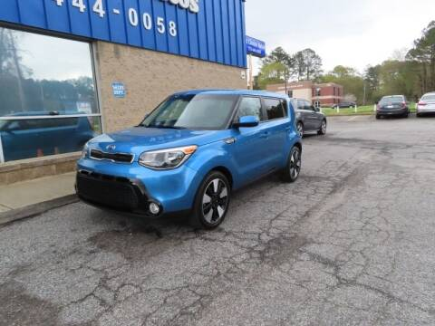 2016 Kia Soul for sale at 1st Choice Autos in Smyrna GA