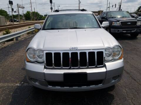 2008 Jeep Grand Cherokee for sale at Discovery Auto Sales in New Lenox IL