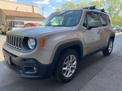 2015 Jeep Renegade for sale at MIDWEST CAR SEARCH in Fridley MN