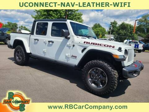 2020 Jeep Gladiator for sale at R & B Car Company in South Bend IN