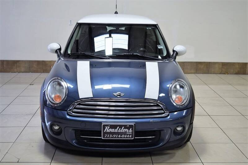 2011 MINI Cooper 2dr Hatchback - Houston TX