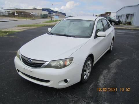 2009 Subaru Impreza for sale at Competition Auto Sales in Tulsa OK