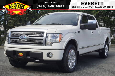 2009 Ford F-150 for sale at West Coast Auto Works in Edmonds WA