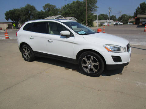 2013 Volvo XC60 for sale at Padgett Auto Sales in Aberdeen SD