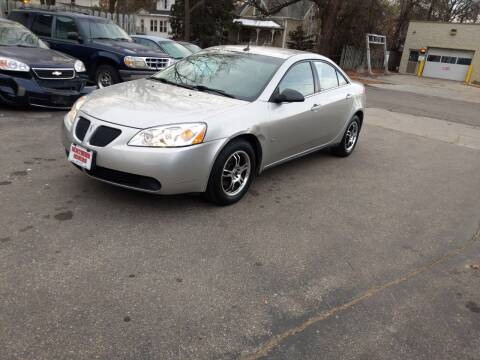 2008 Pontiac G6 for sale at NORTHERN MOTORS INC in Grand Forks ND