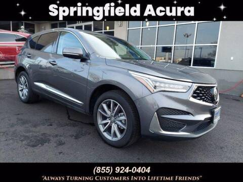 2020 Acura RDX for sale at SPRINGFIELD ACURA in Springfield NJ