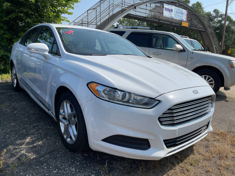 2014 Ford Fusion for sale at Quality Auto Today in Kalamazoo MI