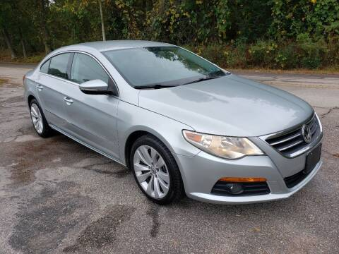2010 Volkswagen CC for sale at GA Auto IMPORTS  LLC in Buford GA