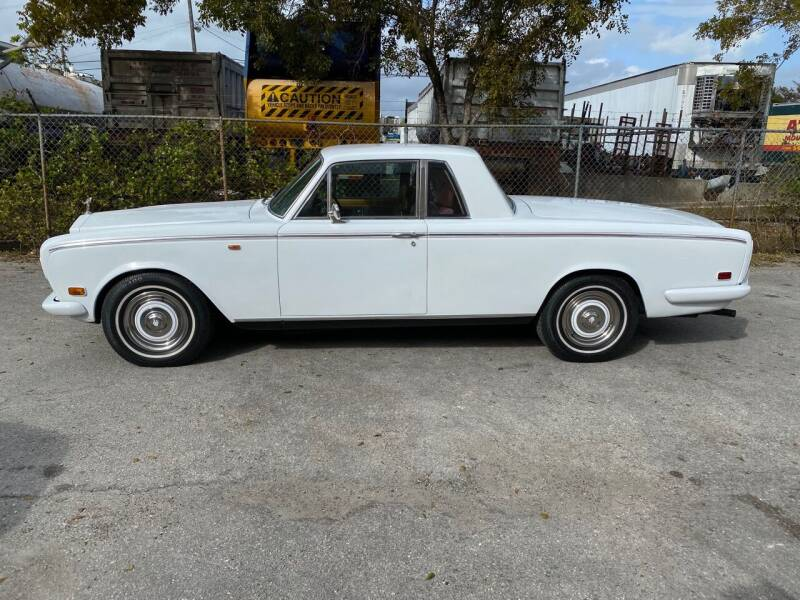 1973 Rolls-Royce Silver Shadow for sale in Fort Lauderdale, FL