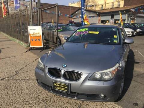 2010 BMW 5 Series for sale at Rallye  Motors inc. in Newark NJ