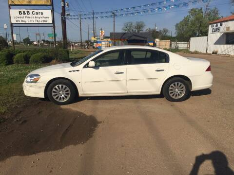 2007 Buick Lucerne for sale at B & B CARS llc in Bossier City LA