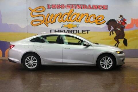 2017 Chevrolet Malibu for sale at Sundance Chevrolet in Grand Ledge MI