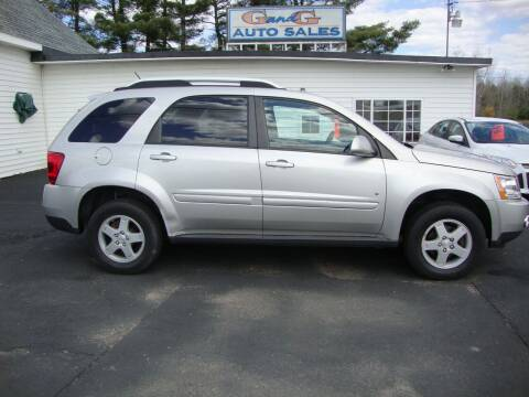 2008 Pontiac Torrent for sale at G and G AUTO SALES in Merrill WI