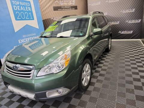 2012 Subaru Outback for sale at X Drive Auto Sales Inc. in Dearborn Heights MI