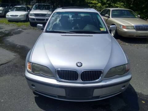 2002 BMW 3 Series for sale at Wilson Investments LLC in Ewing NJ