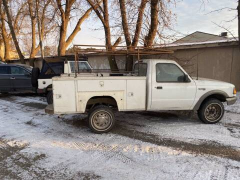 1993 Ford Ranger for sale at B & B Auto Sales in Brookings SD