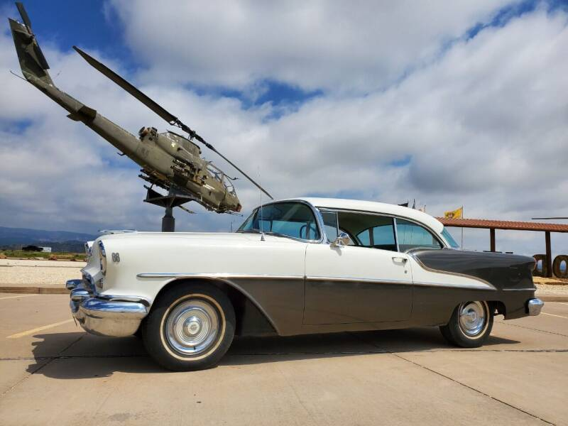 1955 Oldsmobile Eighty-Eight for sale at Pikes Peak Motor Co in Penrose CO