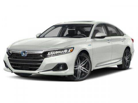 2021 Honda Accord Hybrid for sale at RDM CAR BUYING EXPERIENCE in Gurnee IL