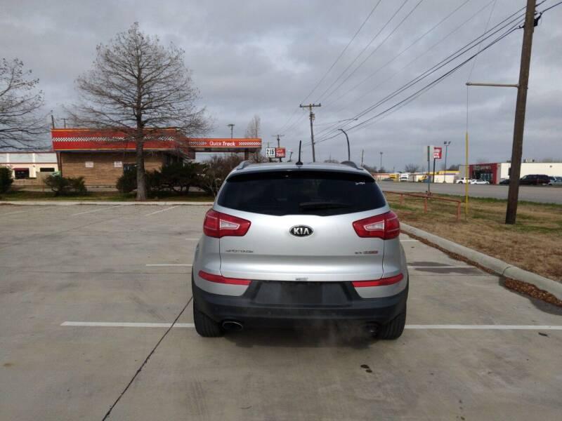 2013 Kia Sportage SX 4dr SUV - Mckinney TX