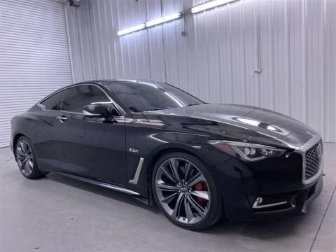 2018 Infiniti Q60 for sale at JOE BULLARD USED CARS in Mobile AL