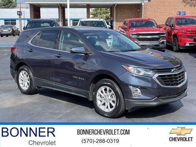 2018 Chevrolet Equinox for sale at Bonner Chevrolet in Kingston PA