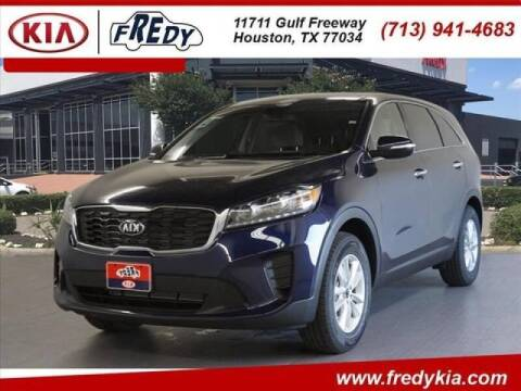 2020 Kia Sorento for sale at FREDYS CARS FOR LESS in Houston TX