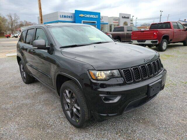 2021 Jeep Grand Cherokee for sale at LeMond's Chevrolet Chrysler in Fairfield IL