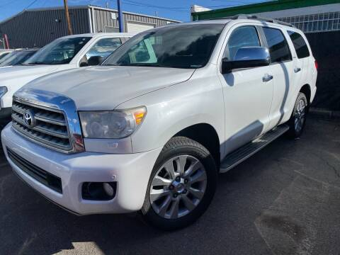 2008 Toyota Sequoia for sale at New Wave Auto Brokers & Sales in Denver CO