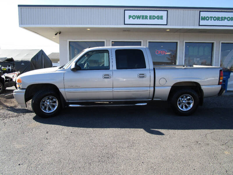 2005 GMC Sierra 1500 for sale at Power Edge Motorsports- Millers Economy Auto in Redmond OR