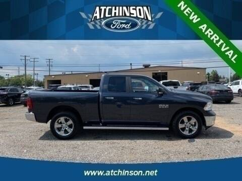 2018 RAM Ram Pickup 1500 for sale at Atchinson Ford Sales Inc in Belleville MI