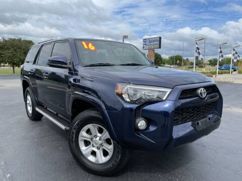 2016 Toyota 4Runner for sale at Integrity Auto Center in Paola KS