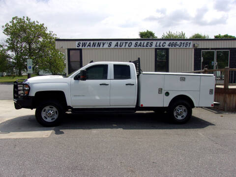 2017 Chevrolet Silverado 2500HD for sale at Swanny's Auto Sales in Newton NC