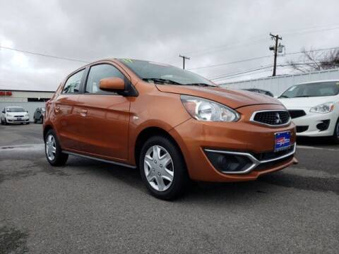 2017 Mitsubishi Mirage for sale at All Star Mitsubishi in Corpus Christi TX